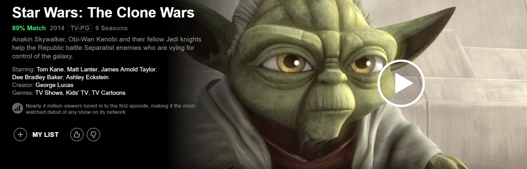 Netflix Spinner New Fantasy Sci Fi Show Binge Watch Star Wars Clone