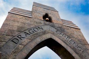 Dragon Challenge, triwizard tournament roller coaster