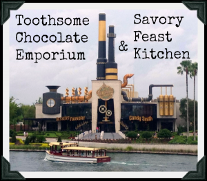 Toothsome Chocolate Emporium at Universal Orlando Citywalk