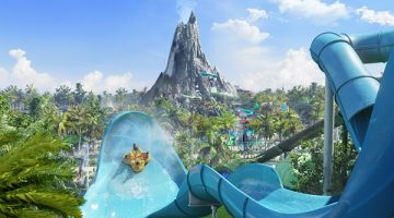 Volcano Bay, Theming Behind Universal Orlando's New Water THEME Park