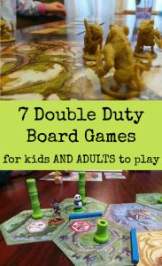 A list of board games that both kids AND ADULTS will love.