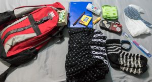 Hysterectomy what to bring to the hospital, packing tips.